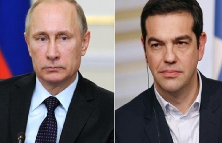 "Guardian:«Ο Αλέξης Τσίπρας κινδυνεύει να καταστεί ο ""χρήσιμος ηλίθιος"" του Πούτιν»"
