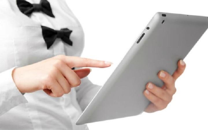 Αυτόματος πωλητής νοικιάζει... iPads!