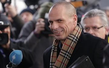 Ο Βαρουφάκης ολοκλήρωσε την επίσκεψη του στην Ουάσιγκτον - Πάει Παρίσι και Βρυξέλλες