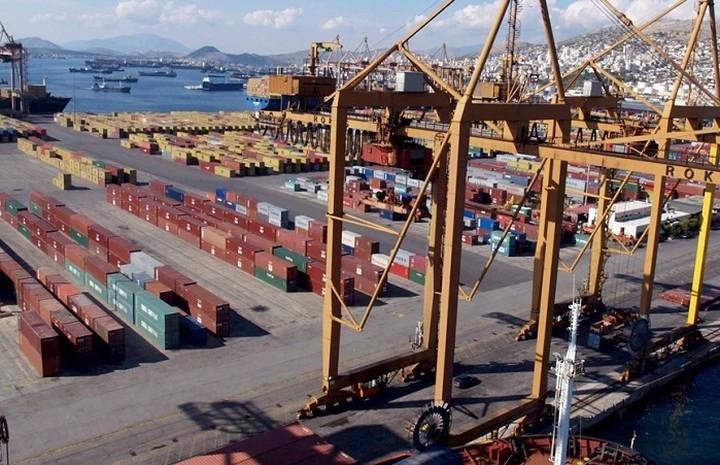 Μειωμένο κατά 24,3% το εμπορικό έλλειμα τα α' δίμηνο του 2015