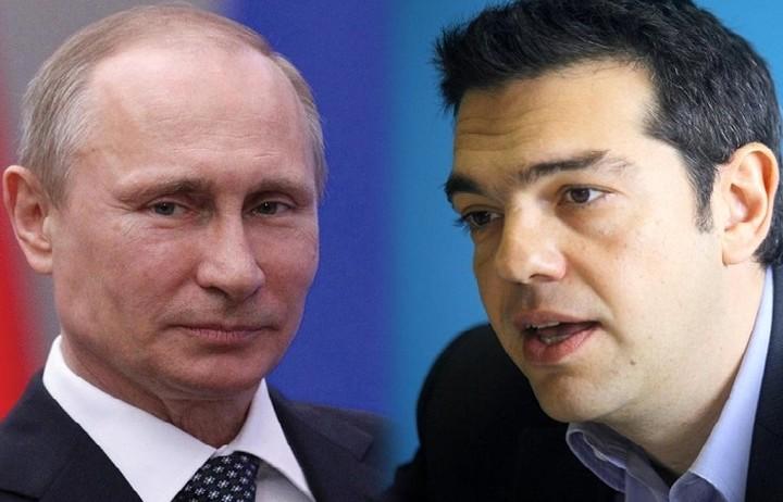 Τον λόγο της συνάντησης Τσίπρα-Πούτιν αποκαλύπτουν ρώσικες πηγές