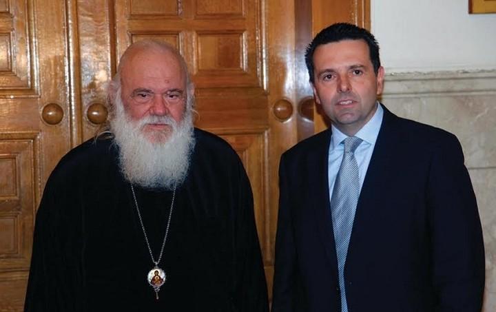 100.000 γεύματα προσφέρει η Παπαστράτος στα συσσίτια της Ιεράς Αρχιεπισκοπής Αθηνών