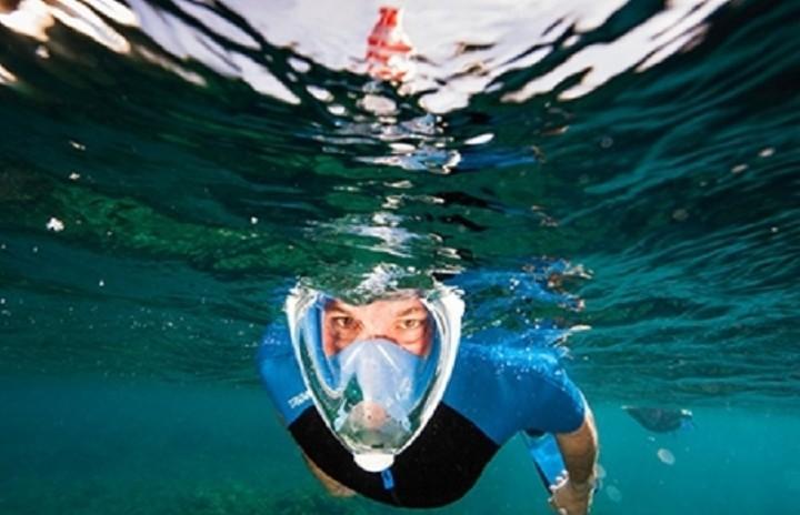 Απίστευτο: Νέα μάσκα κατάδυσης σας επιτρέπει να αναπνέετε σαν..ψάρι! (ΒΙΝΤΕΟ)