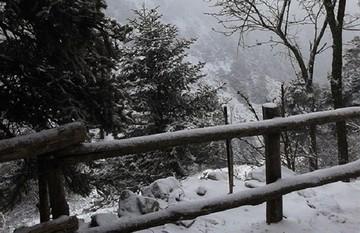 «Πασχαλιάτικα» χιόνια στη Πάρνηθα (ΦΩΤΟ)- Αναλυτικά ο καιρός μέχρι και την Κυριακή του Πάσχα