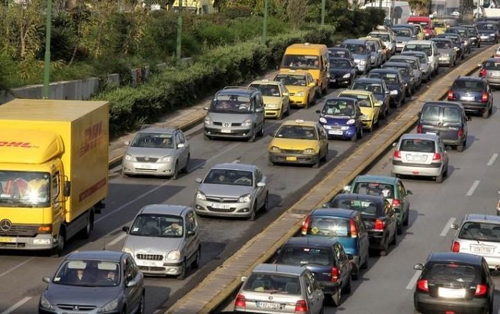 Αυξημένες κατά 29,5% οι νέες άδειες κυκλοφορίας αυτοκινήτων τον Μάρτιο 2015