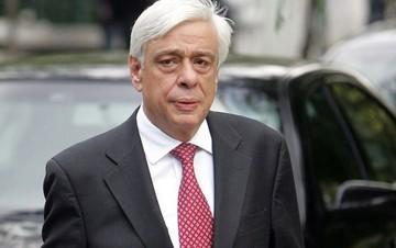 Παυλόπουλος: Η πορεία της Ελλάδας είναι μέσα στην Ευρωπαϊκή Ένωση και την Ευρωζώνη