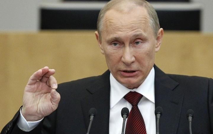 Τι είπε ο Πούτιν για την κατασκευή αγωγού