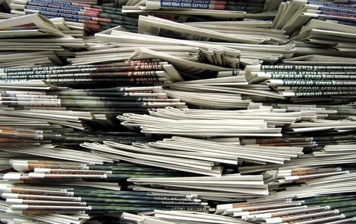 Τα πρωτοσέλιδα των σημερινών (9.4.2015) εφημερίδων