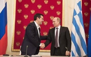 """Πώς """"είδαν"""" τα ξένα ΜΜΕ την επίσκεψη του Τσίπρα στη Μόσχα"""