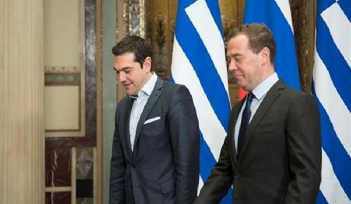Μεντβιέντεφ: Η Ελλάδα είναι ένας σημαντικός εταίρος με προοπτική