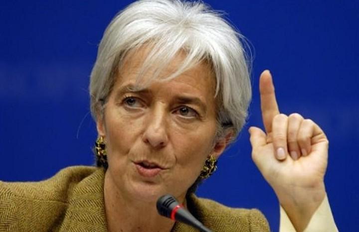 Λαγκαρντ: Η παγκόσμια οικονομία κινδυνεύει να μετατραπεί σε «νέα πραγματικότητα»