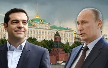 Η νέα «φιλία» Ελλάδα-Ρωσία εξοργίζει την ΕΕ