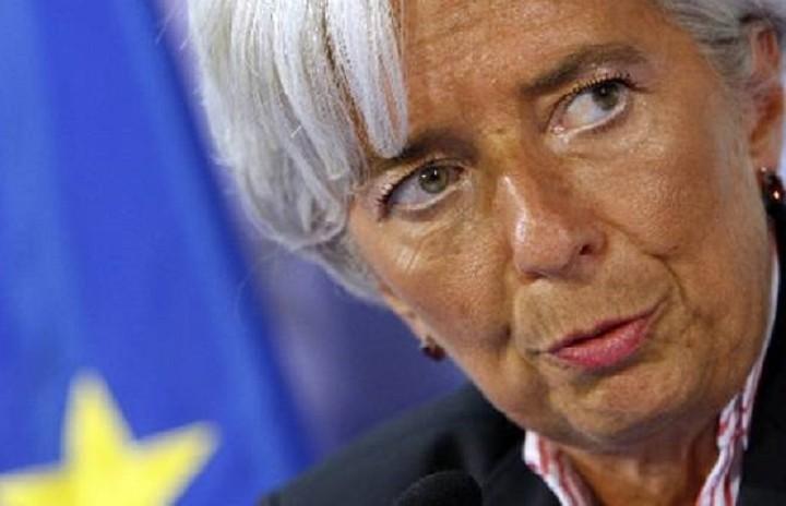 Λαγκάρντ:«Η Ελλάδα αποπλήρωσε τη δόση του Απριλίου»