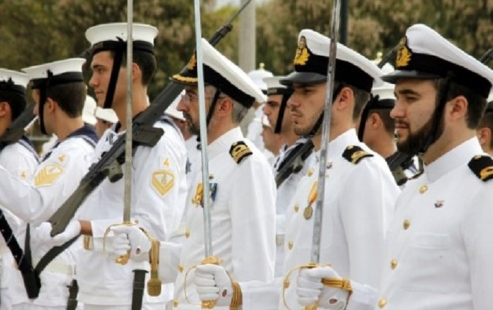 Οι ημερομηνίες κατάταξης στρατευσίμων στο Πολεμικό Ναυτικό