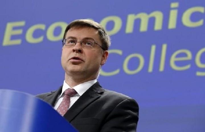 Ντομπρόφσκις:«Απίθανο να αποφασιστεί εκταμίευση στο Eurogroup της 24ης»