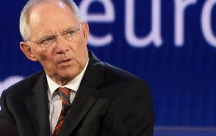 Σόιμπλε: Δύσκολη η κατάσταση της Ελλάδας - Δεν υπάρχει προσδοκία για λύση