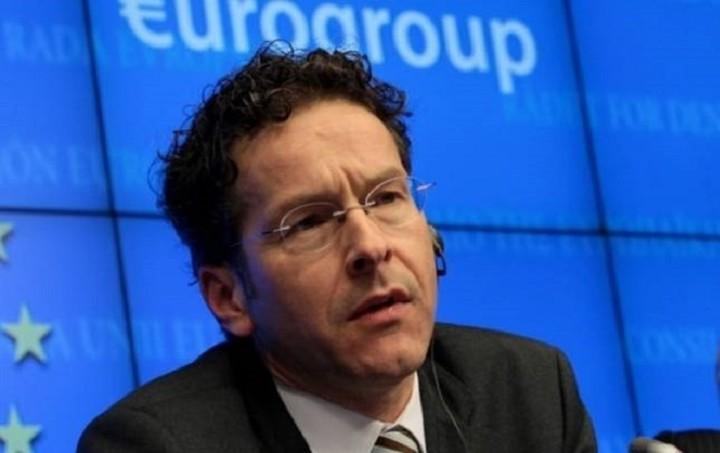 Ντάισελμπλουμ: Με αργούς ρυθμούς οι διαπραγματεύσεις με την Ελλάδα