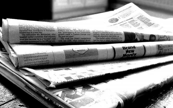 Τα πρωτοσέλιδα των σημερινών (16.04.15) εφημερίδων