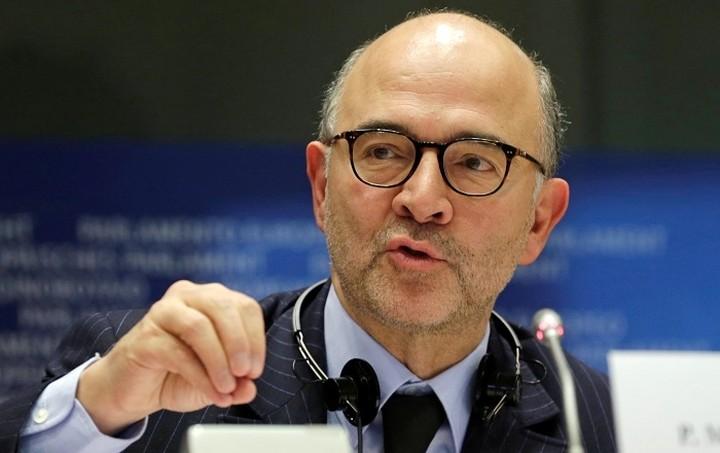 """Μοσκοβισί: """"Απαγορεύω στην Ευρωπαϊκή Επιτροπή να εξετάσει ένα plan B για την Ελλάδα"""""""