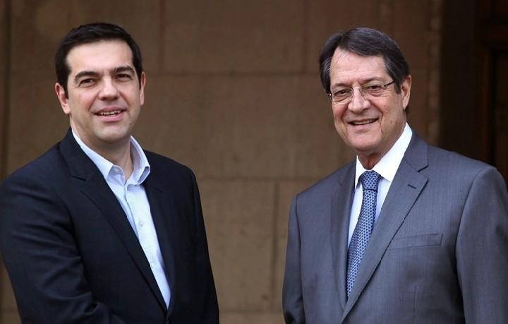 Συνάντηση Αλέξη Τσίπρα με τον Νίκο Αναστασιάδη αύριο