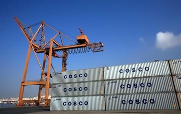 Αυξημένη η εμπορική δραστηριότητα της Cosco στο λιμάνι του Πειραιά