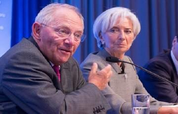 Σόιμπλε:«Είναι σαφές βέβαια ότι τα πράγματα έχουν χειροτέψει και είναι δύσκολα για την Ελλάδα»