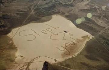 Το μεγαλύτερο μήνυμα που γράφτηκε ποτέ από τη γη στο διάστημα(ΒΙΝΤΕΟ)