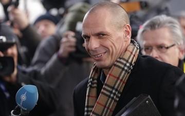 Γ. Βαρουφάκης: Όποιος μιλάει για Grexit παίζει με την φωτιά