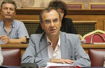 Στρατούλης:«Η κυβέρνησή μας βάζει φρένο στις μειώσεις των συντάξεων»