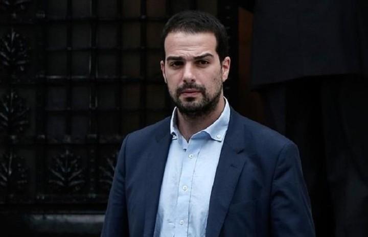 Σακελλαρίδης:«Η αντιπολίτευση έχει το θράσος να μιλάει για ρουσφέτια σε τρομοκράτες»