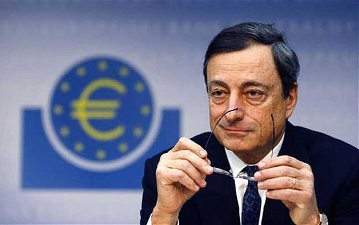 Ντράγκι: Δεν εμπλέκεται η ΕΚΤ στην πώληση των ελληνικών δραστηριοτήτων Λαϊκής - Κύπρου