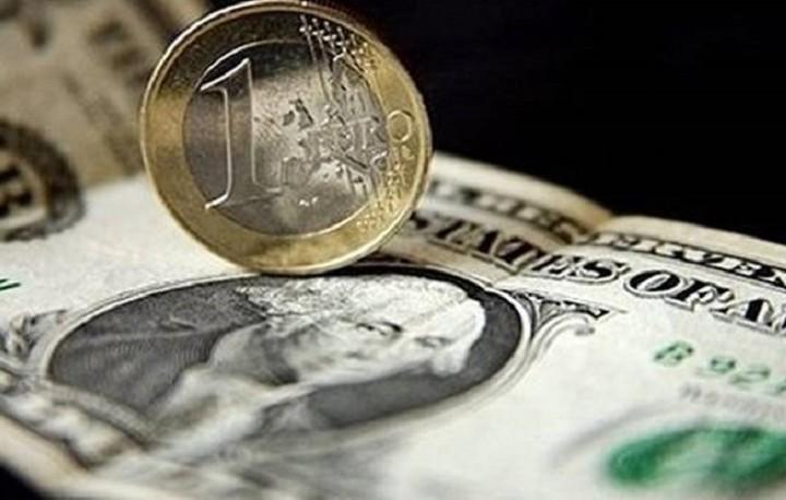 Πτωτικά κινήθηκε σήμερα το ευρώ έναντι του δολαρίου
