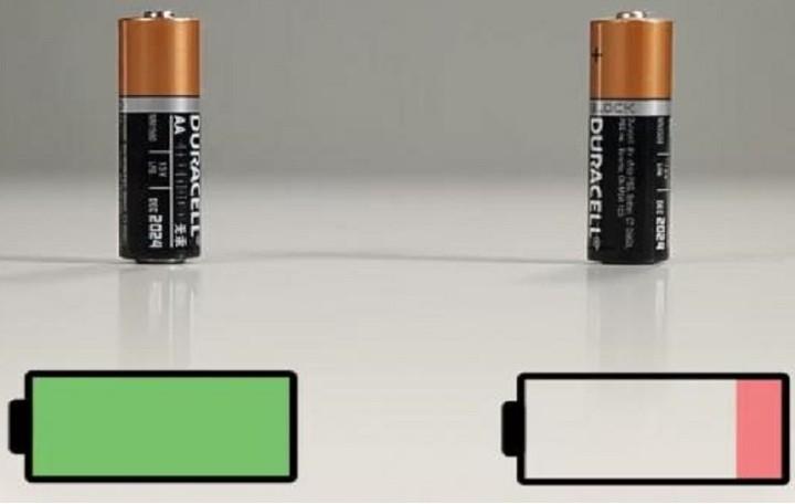 Απίστευτος τρόπος για να δείτε αν οι μπαταρίες είναι γεμάτες ή όχι(ΒΙΝΤΕΟ)