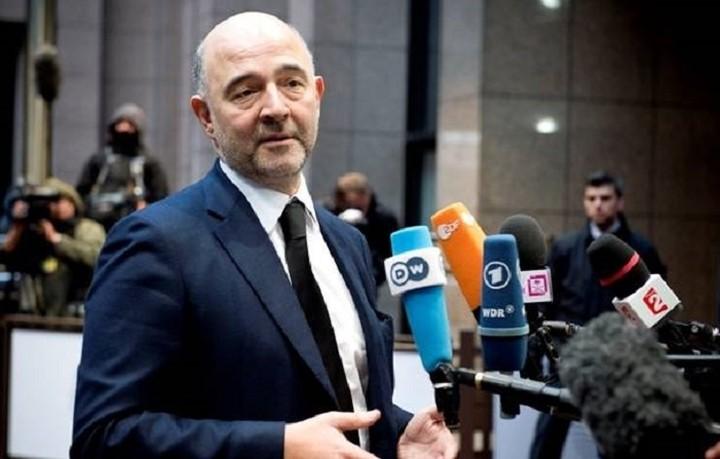 Χαμηλές προσδοκίες για την πρόοδο της Ελλάδας από τον Μοσκοβισί στο Εurogroup