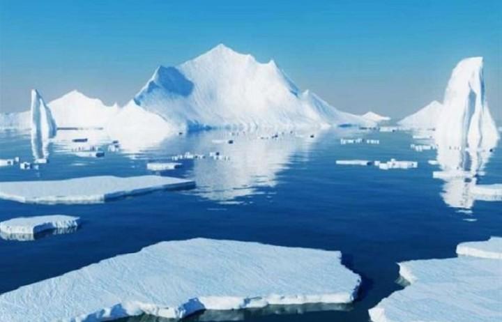Έτσι θα γίνει ο πλανήτης όταν λιώσουν οι πάγοι (ΒΙΝΤΕΟ)