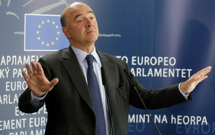Μοσκοβισί: Η Ελλάδα ανήκει στην ζώνη του ευρώ