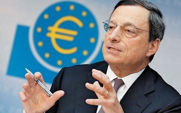 Ντράγκι: «Η ΕΚΤ δεν διαθέτει εξουσίες λήψης αποφάσεων για τα Μνημόνια»
