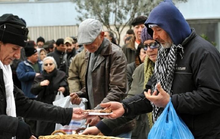 Ευρωπαϊκά κονδύλια 135 εκατ.για τους άπορους