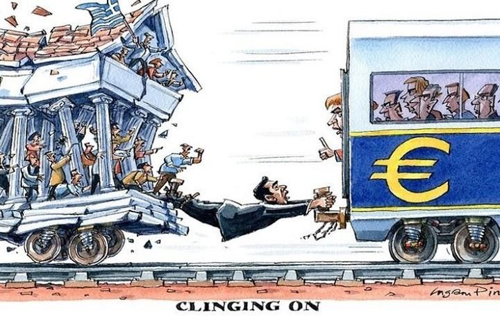 Δείτε το σκίτσο της FT για τις διαπραγματεύσεις