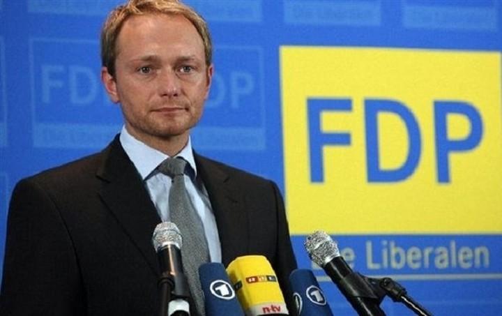 Κρίστιαν Λίντνερ (FDP): Ένα έστω και προσωρινό Grexit θα ενίσχυε την Ευρώπη