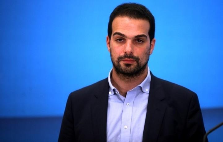 Σακελλαρίδης: Στόχος της κυβέρνησης η συμφωνία με τους εταίρους μέχρι το τέλος Μαΐου