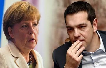 Στην τηλεφωνική επικοινωνία Τσίπρα-Μέρκελ συζητήθηκε η πορεία των διαπραγματεύσεων