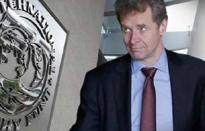 Σκληρή κριτική στο ΔΝΤ από τον Βέλγο οικονομολόγο, Πολ Ζοριον