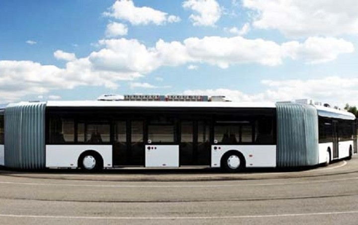 Αυτό το λεωφορείο δεν μοιάζει με τα άλλα - Δείτε γιατί