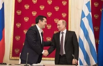 Πούτιν σε Τσίπρα:«Είμαστε έτοιμοι να χρηματοδοτήσουμε την κατασκευή του αγωγού φυσικού αερίου»