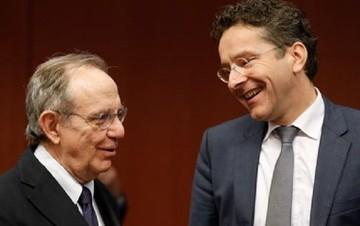 Πρόοδο στις διαπραγματεύσεις με την Ελλάδα «βλέπουν» Ντάισελμπλουμ και Πάντοαν