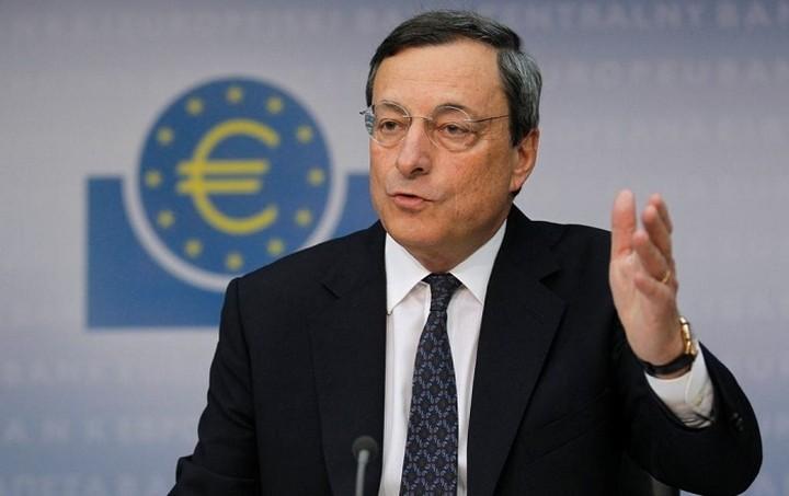 Ντράγκι: Το πρόγραμμα αγοράς κρατικών ομολόγων (QE) προχωρά ομαλά