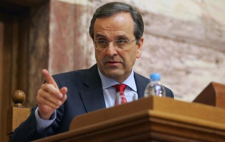 Σαμαράς: Έρχεται φοροεπιδρομή - Ο ΣΥΡΙΖΑ δεν ήταν έτοιμος να κυβερνήσει