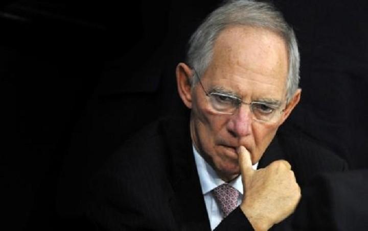 Προειδοποίηση Σόιμπλε: Υπάρχει κίνδυνος ξαφνικής χρεοκοπίας της Ελλάδας
