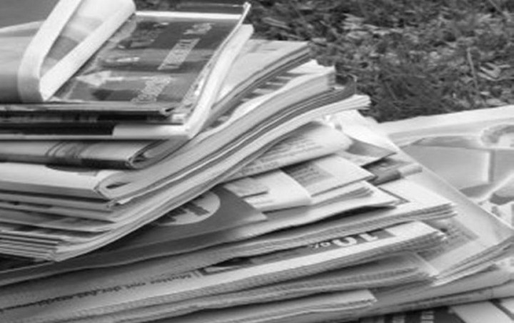 Οι εφημερίδες σήμερα Δευτέρα 11.05.15